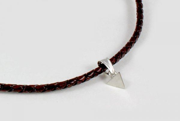 Empowering Tetrahedron Pendant