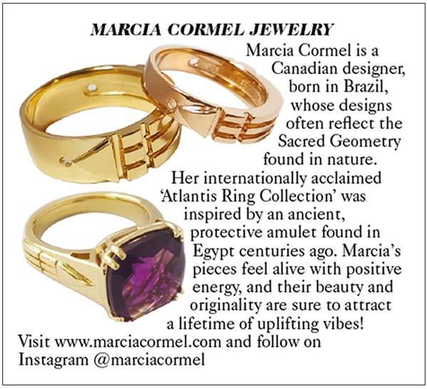Canadian Designer featured in Vogue UK